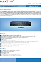 Plexstar ADM400
